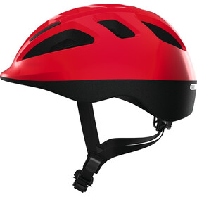 ABUS Smooty 2.0 Casco Bambino, shiny red